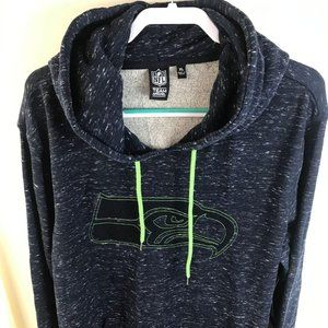 *NWT* Seattle Seahawks Hooded Sweater